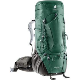 deuter Aircontact PRO 55 + 15 SL Backpack, seagreen/coffee